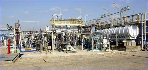 GOwSP (Gas-Oil-water Separation Platform)