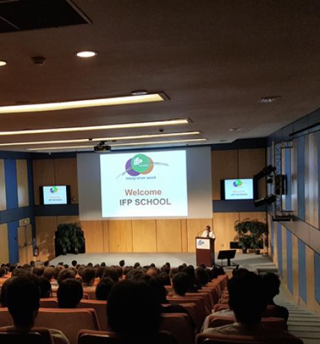 Semaine d'intégration IFP School 2019