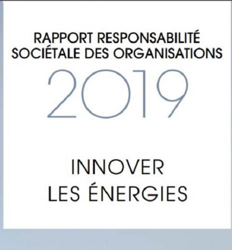 Edition 2019 du rapport RSO