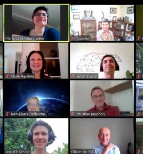 La continuité pédagogique en plein confinement : un défi relevé par les enseignants d'IFP School