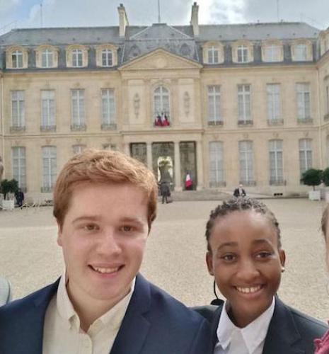 Des élèves d'IFP School contribuent à l'élaboration du Plan France 2030