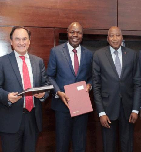 Nouveau partenariat académique avec la Côte d'Ivoire