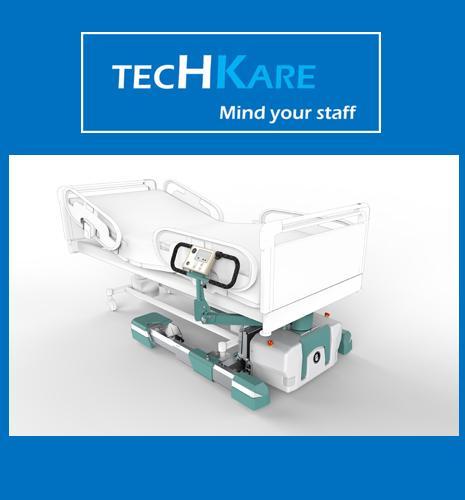 TecHKare révolutionne le déplacement des charges lourdes en milieu hospitalier
