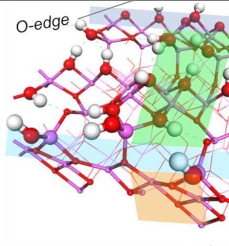 Spectroscopie et calcul quantique lèvent le voile sur les secrets des supports en alumine