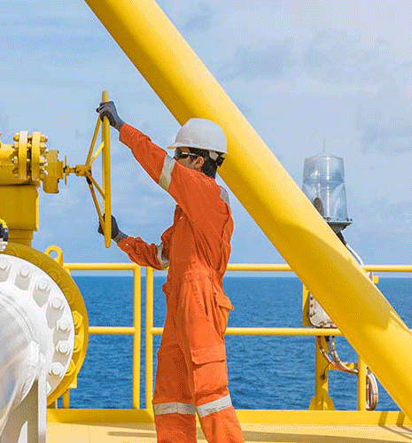 Nouvelles découvertes de pétrole et gaz 2017