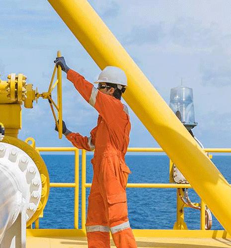 Investissements en exploration-production, activités et marchés du forage à terre et en mer, de la géophysique et de la construction offshore en 2018