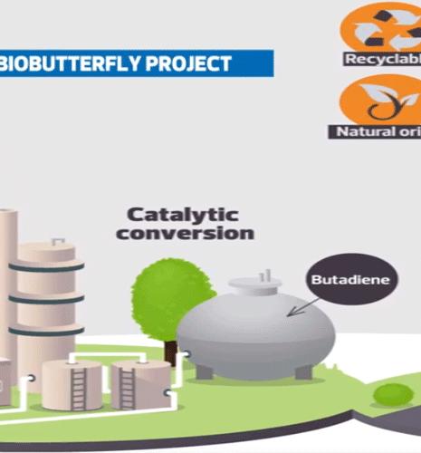 Michelin, IFPEN et Axens donnent ensemble une nouvelle dimension au projet BioButterfly