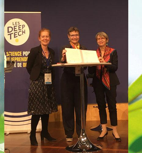Meet'Up Greentech : IFPEN et Bpifrance s'allient pour soutenir les start-up issues de la greentech