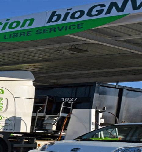 Analyse du cycle de vie (ACV) des véhicules fonctionnant au GNV et bioGNV