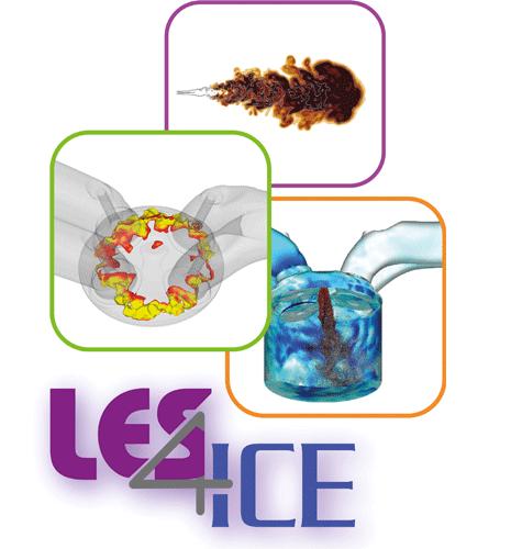 LES4ICE : La Simulation aux grandes échelles pour les moteurs à combustion interne