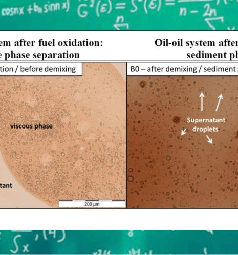 IFPEN éclaire la genèse de la formation de dépôts dans les carburants