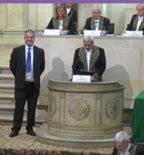 Prix Adrien Constantin de Magny décerné à Benoît Noetinger