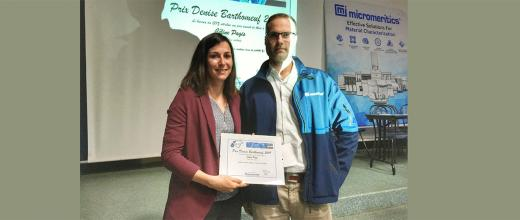 Une chercheuse d'IFPEN récompensée d'un prix de thèse dédié aux zéolithes
