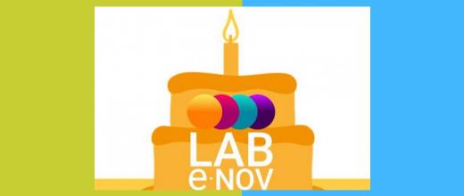Le Lab e·nov fête sa première année !
