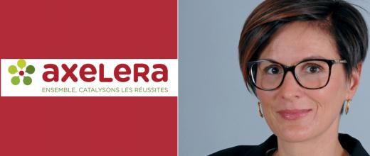 Cécile Barrère-Tricca nommée Présidente d'Axelera