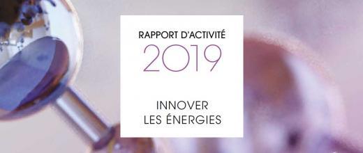 Le rapport d'activité 2019 d'IFPEN est paru