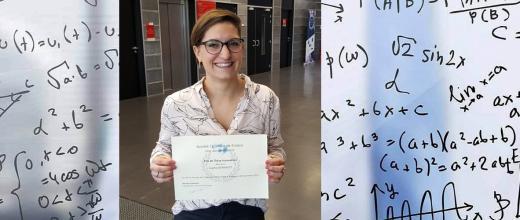 Le prix de thèse Innovation de la SCF IDE remis à Sophie Bernadet