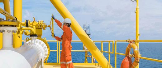 Les investissements en exploration-production et raffinage en 2017