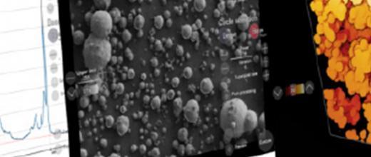 Traitement d'images et microscopie électronique - La fusion d'images pour « Voir plus » qu'avec de simples yeux