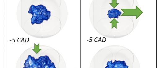 Simulation des écoulements réactifs multiphasiques : développements et applications dans le domaine de la combustion (HDR 2015)