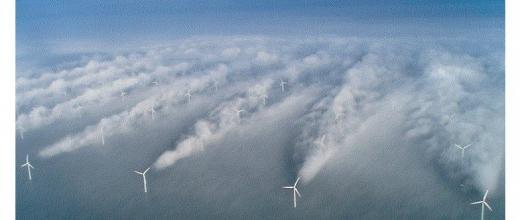 Un nouvel outil numérique pour simuler l'interaction des parcs éoliens et de la météorologie locale