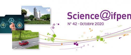 Numéro 42 de Science@ifpen - Physique et analyse