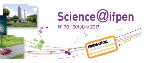 Numéro 30 de Science@ifpen