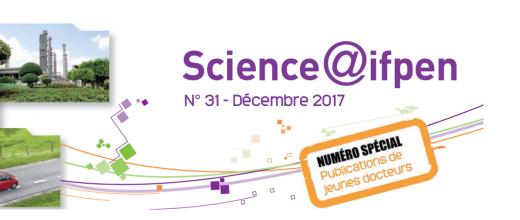 Numéro 31 de Science@ifpen