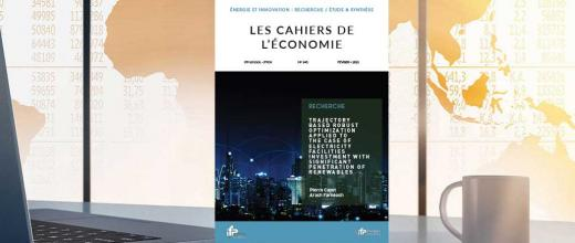 "Les Cahiers de l'économie n°140 - ""Trajectory Based Robust Optimization Applied to the Case of Electricity Facilities Investment with..."