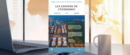 """Les Cahiers de l'économie n°144 - """"Does something change in the oil market with the COVID-19 crisis?"""""""