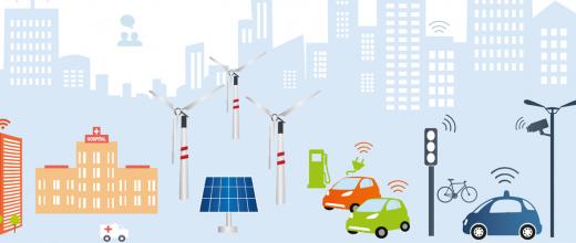 Smart City : les enjeux énergétiques de la ville durable