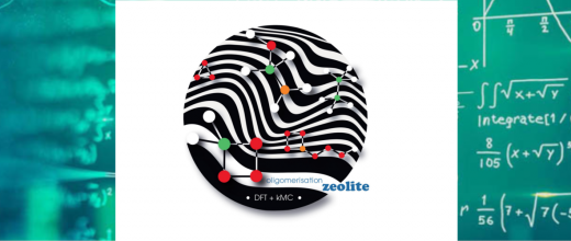 Molecular simulation methods contribute to the understanding of the early stages of zeolite synthesis