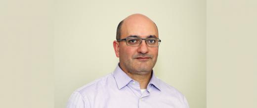 Fadi Henri Nader, sédimentologue d'IFPEN, devient titulaire d'une chaire en géosciences