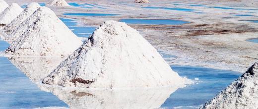Le lithium dans la transition énergétique : au-delà de la question des ressources ?