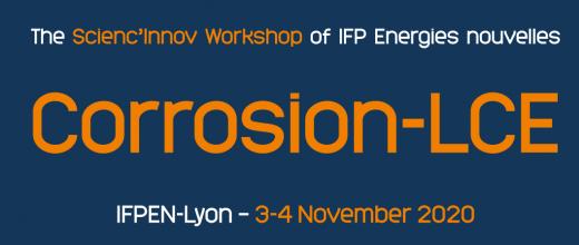 Web Conference sur la corrosion dans les énergies bas carbone