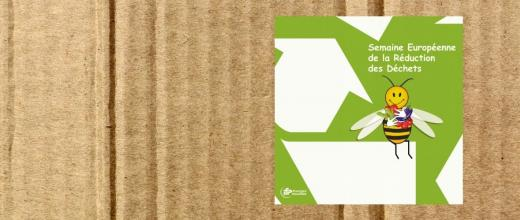 Semaine européenne de la réduction des déchets 2020 : bilan à IFPEN