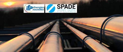 IFPEN accompagne la PME Spade Pipelines pour la sécurité des canalisations
